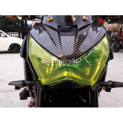 Kawasaki Z250/ Z800 Headlamp Protector