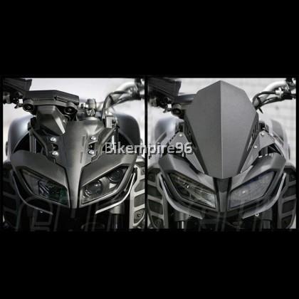 Yamaha MT09 2018 2019 Windshield Alloy Aluminum